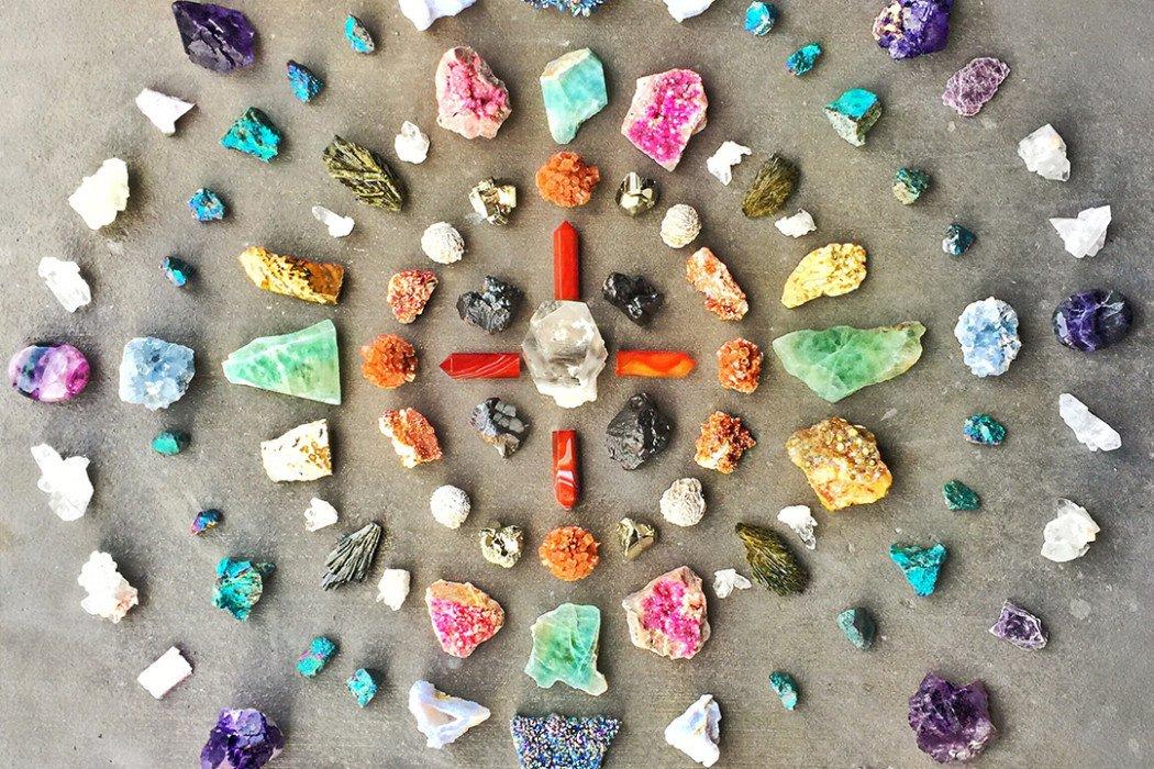 grilele de cristale
